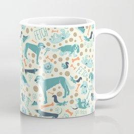 Park Dogs Coffee Mug