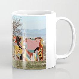colorful remains Coffee Mug