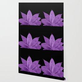 Purple Agave #1 #tropical #decor #art #society6 Wallpaper