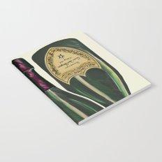 Dom Perignon Champagne Notebook