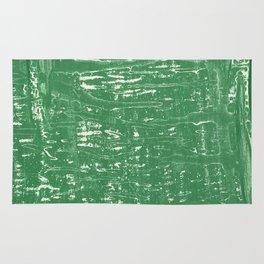 NYC Walls (zelen v.3) Rug