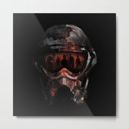 Genocide Metal Print