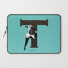 Terry & Copperplate Laptop Sleeve