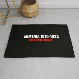 Commemoration Armenia 1915 Rug