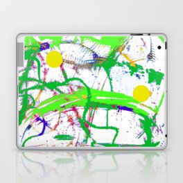 Arrival of SPRING             by Kay Lipton Laptop & iPad Skin
