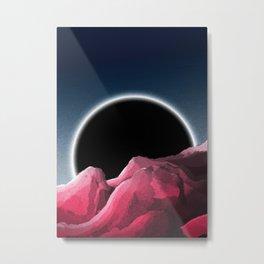 An event horizon Metal Print