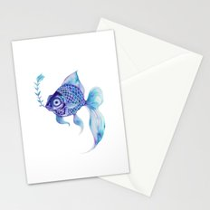 Baby Blue #5 Stationery Cards