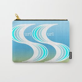 Curl Curl Sydney Australia Carry-All Pouch