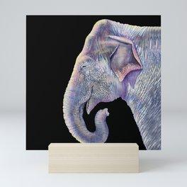 Asian Elephant Mini Art Print