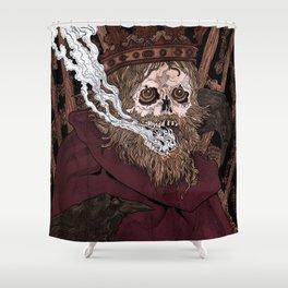 Ruiner Shower Curtain