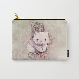 Wombat! Carry-All Pouch