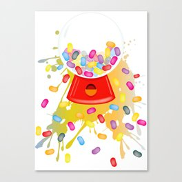 JELLY_BEANS Canvas Print
