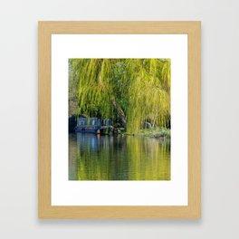 Boating Framed Art Print