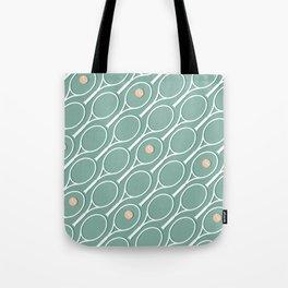 Sea Tennis Tote Bag