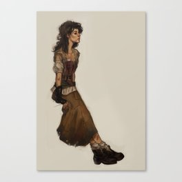 Eponine Canvas Print