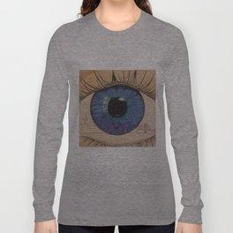 Eyes To San Francisco Long Sleeve T-shirt