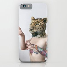 Therianthrope - Leopard iPhone 6s Slim Case
