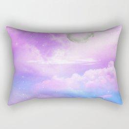 candy sky Rectangular Pillow