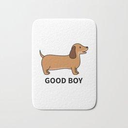 Good Boy Bath Mat