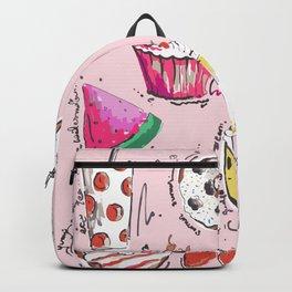 Food Love Backpack