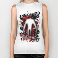 Infected Creatures Biker Tank