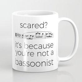 Fearless bassoonist Coffee Mug