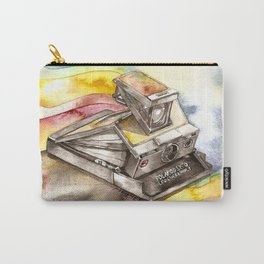 Vintage gadget series: Polaroid SX-70 Model 3 Land Camera Carry-All Pouch