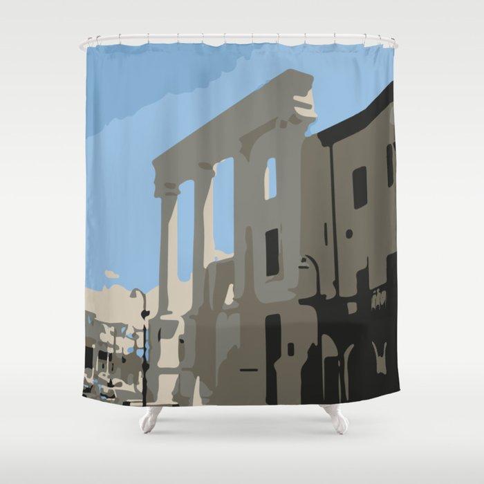 Jaffa Shower Curtain