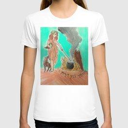 Druid Servant  T-shirt