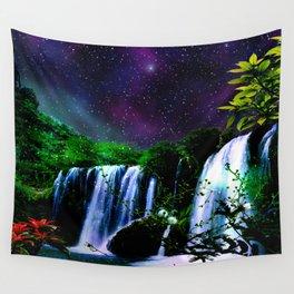 Magic Waterfall Wall Tapestry