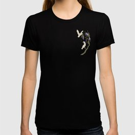 Cockatoos and Wisteria T-shirt