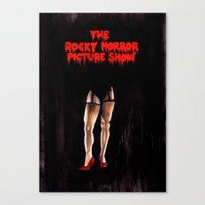 RHPS Canvas Print