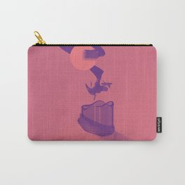 Paper Jam '15 III by Taylor Hale Carry-All Pouch