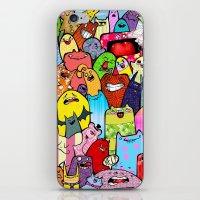 random iPhone & iPod Skins featuring Random by Raquel Amo Art