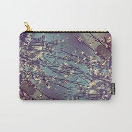 Flower Flip Carry-All Pouch