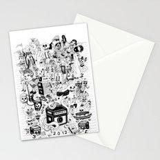 HONG KONG CLUB Stationery Cards