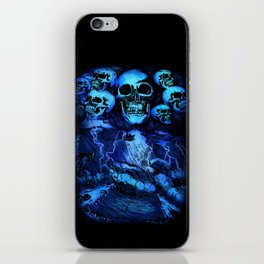 SKULLSTORM iPhone Skin