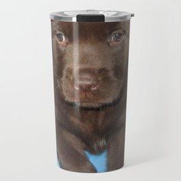 Labrador puppy Travel Mug