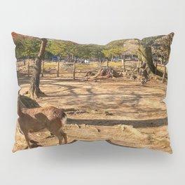 Nara Deer Park Pillow Sham