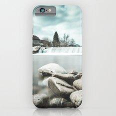 Waterfall on Sora river, Medvode Slim Case iPhone 6s