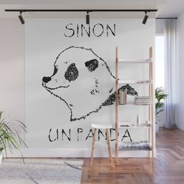 Sinon, un panda (1) Wall Mural