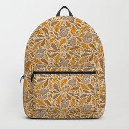 Oak & Squirrels | Autumn Yellows Palette Backpack
