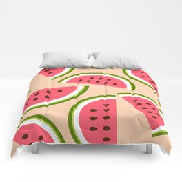 Watermelon pattern Comforters