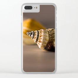mussels Clear iPhone Case