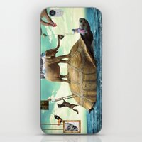 dali iPhone & iPod Skins featuring Dali  by Veronika