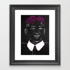 Axis of Evil Framed Art Print