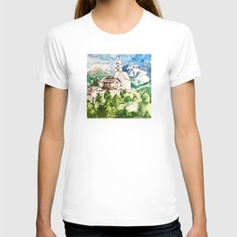 Northern Italian Alps T-shirt