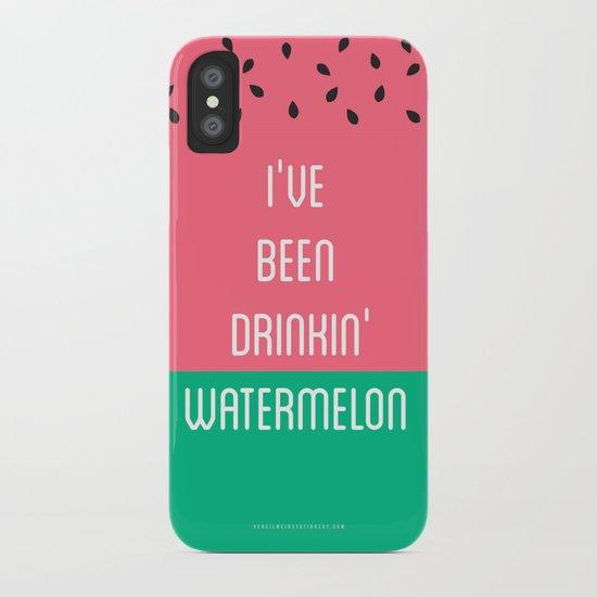 Beyonce Said It Best iPhone Case