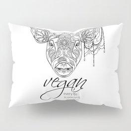 Every life is precious - pig Pillow Sham