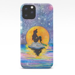 The Little Mermaid Galaxy iPhone Case